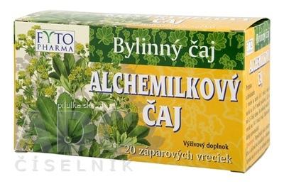 FYTO CAJ ALCHEMILKOVY BYL.N.S. 20X1G