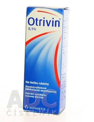 OTRIVIN 0,1%.AER NAO 1X10ML (DAVK.)