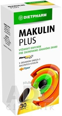 DIETPHARM MAKULIN PLUS 30CPS