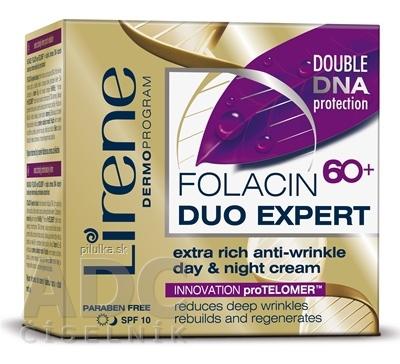 LIRENE FOLACIN 60+DUO EXP. KREM 50ML