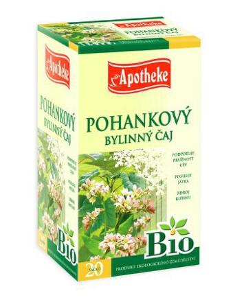 Apotheke Bio čaj Pohánkový 20x1,5g