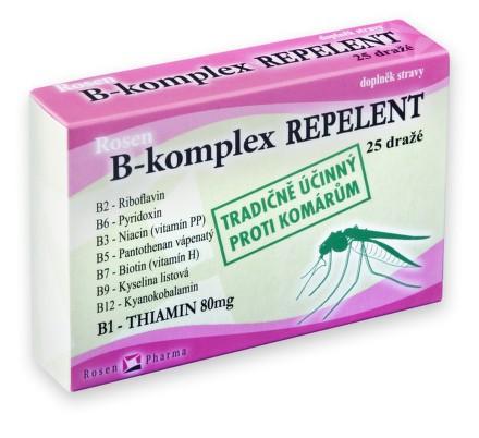 B-KOMPLEX REPELENT 25 DRG
