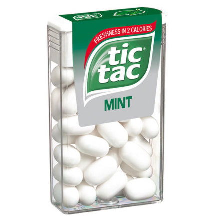 Tic-Tac Mint 16g