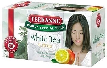 Teekanne White tea&Citrus 20x1,25g
