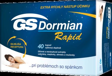 GS Dormian Rapid 40cps