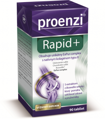 Walmark PROENZI ArthroStop Rapid Plus tbl 1x90 ks