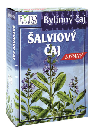 Šalviový čaj sypaný 30g Fytopharma