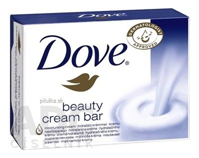 Dove krémové tuhé mydlo Cream Bar 100 g