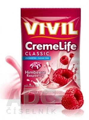 Vivil Creme Life malina 110g