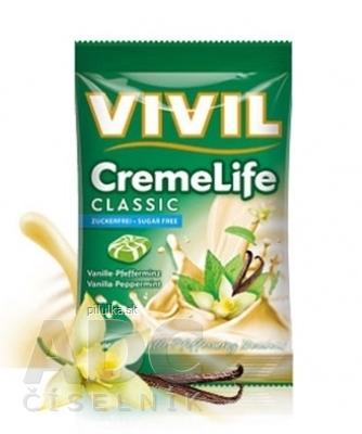 Vivil Creme Life vanilka-mäta 110g