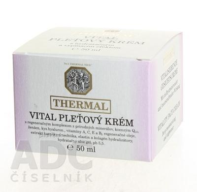 Thermal vital pleťový krém 50ml