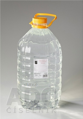 Tilia Tekuté mydlo dezinfekčné 5L