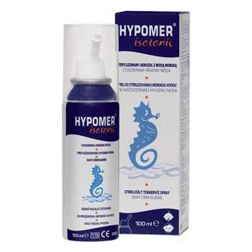 Hypomer Isotonic nosový sprej 100ml