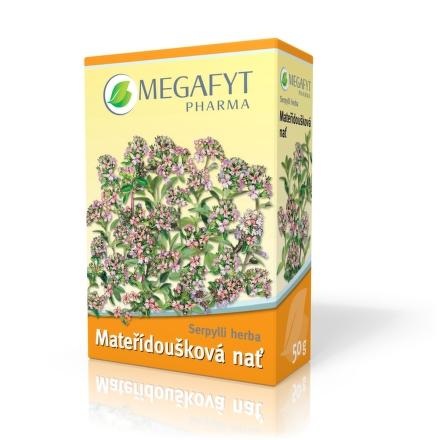 Megafyt Materinodúšková vňať sypaná 50g