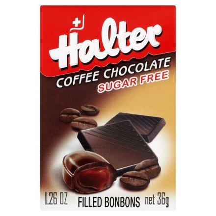 HALTER cukríky káva s čokoládou