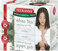 Teekanne White tea 20x1,25g