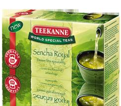 Teekanne Sencha royal 20x1,25g