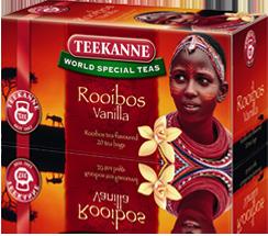 Teekanne Rooibos Vanilla 20x1.75g