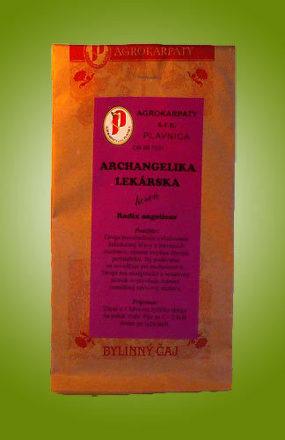 Čaj Archangelika lekárska - koreň sypaný