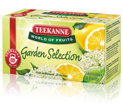 Teekanne Garden Selection 20x2.25g