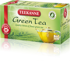 Teekanne Green Tea 20x1.75g