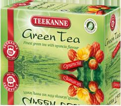Teekanne Green tea Opuncia 20x1.75g