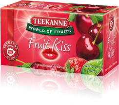 Teekanne Fruit Kiss 20x2.5g