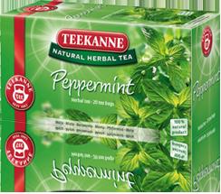 Teekanne Peppermint 20x1.5g