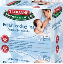 Teekanne Čaj pre dojčiace matky 16x1.8g
