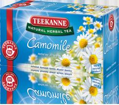 Teekanne Camomile 20x1,1g