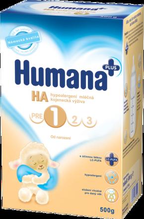 Humana HA1 od narodenia 500g