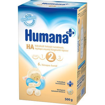 Humana HA 2 od 6. mesiaca 500g