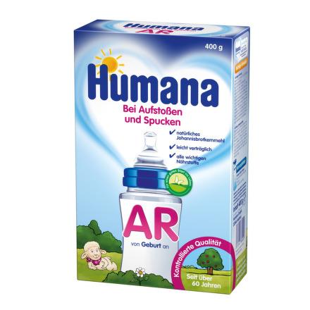Humana AR od narodenia inov 400g