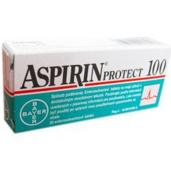 Aspirin Protect 20x100mg