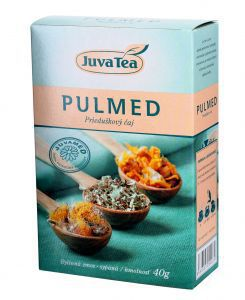 čaj sypaný Pulmed - prieduškový 40g