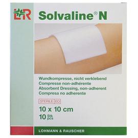 Lohmann & Rauscher GmbH & Co. KG Solvaline N 10x10cm sterilný 100ks