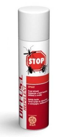Diffusil Repellent Basic 200ml