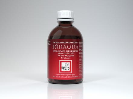 Jodaqua Liquid 200ml