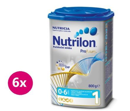 Nutrilon 1 Pronutra 6 x 800g