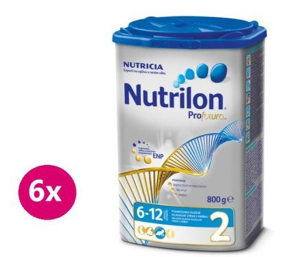 Nutrilon 2 Profutura 6x800g