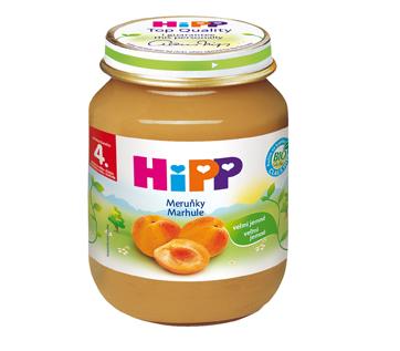 HiPP BIO Marhule 125g