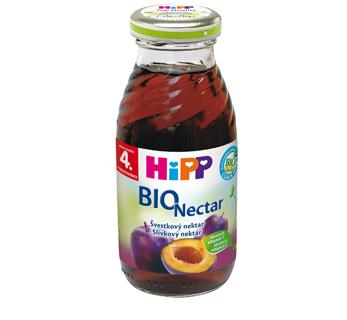 HiPP BIO Slivkový nektár 200ml