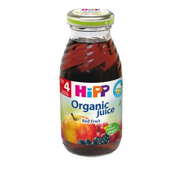 HiPP BIO Šťava z červených plodov ovocia 500ml