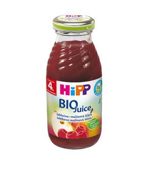 HiPP BIO Jablkovo-malinová šťava 200ml