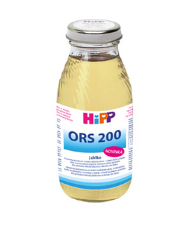 HiPP ORS 200 Jablko 200ml