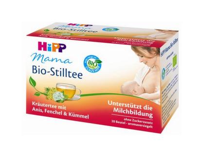 HiPP Mama BIO Čaj 30 g porcovaný
