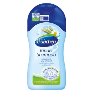 Bubchen Baby šampón 400ml