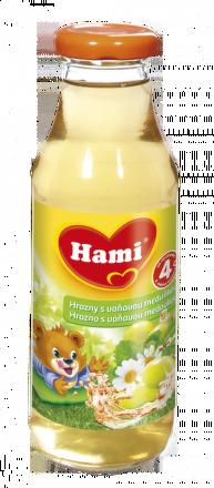 Hami nápoj hrozno s voňavou medovkou 300ml
