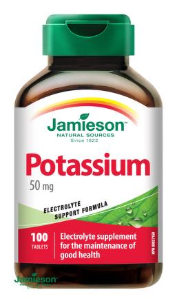 Jamieson Draslík 50 mg 100tbl