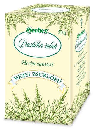 HERBEX Praslička roľná 50g